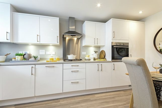 """4 bed semi-detached house for sale in """"Kearfield"""" at Cotts Field, Haddenham, Aylesbury HP17"""