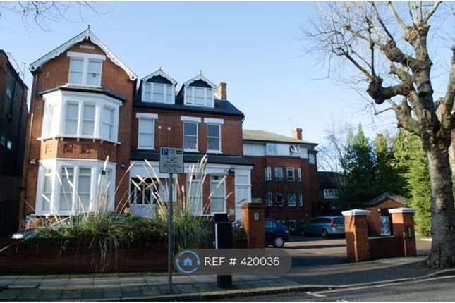 Thumbnail Flat to rent in Mapesbury Road, London