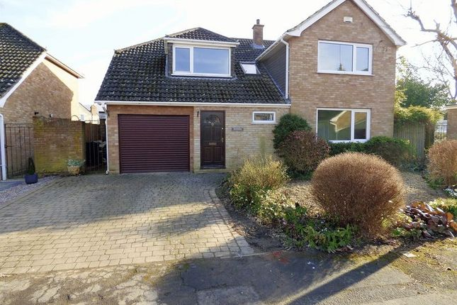 Thumbnail Detached house for sale in Twyver Close, Upton St Leonards, Gloucester