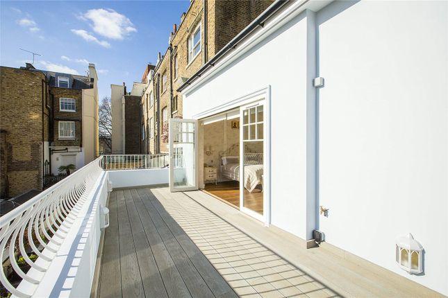 Terrace of Ennismore Gardens, London SW7