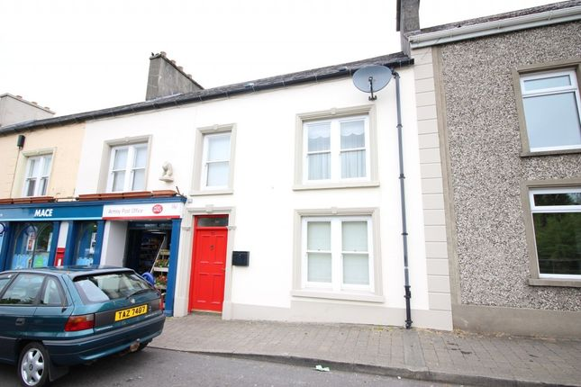 Thumbnail Terraced house for sale in Main Street, Armoy