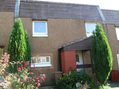 Thumbnail Terraced house to rent in Dunecht Court, Glenrothes