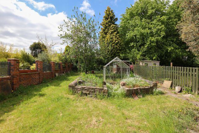 Garden of Dobcroft Road, Sheffield S7
