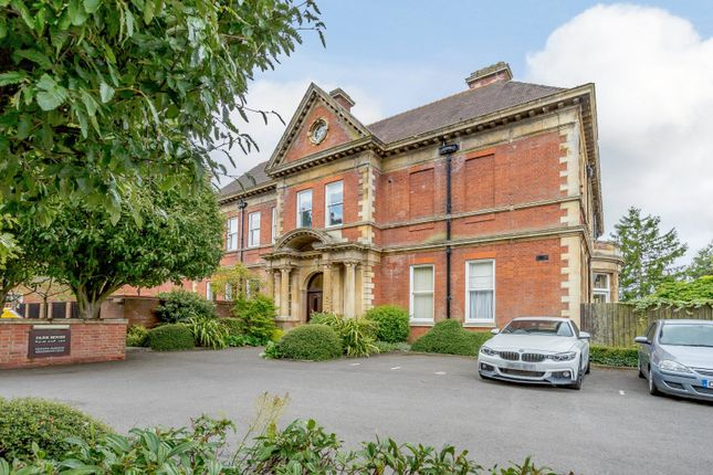 Town house for sale in Park House, Park Drive, Market Harborough, Leicestershire