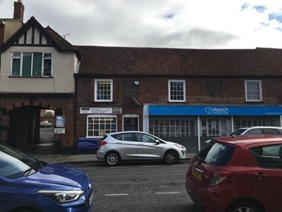 Thumbnail Commercial property for sale in 6 & 8, North Street, Leighton Buzzard