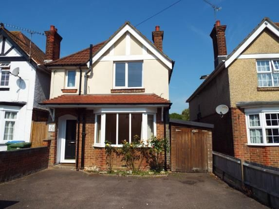 Thumbnail Detached house for sale in King Georges Avenue, Southampton