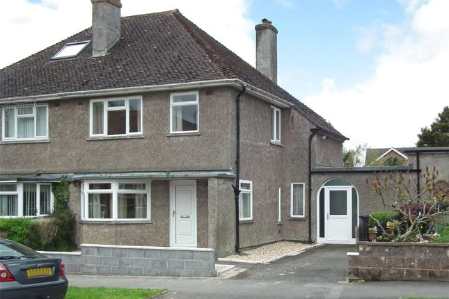 Thumbnail Semi-detached house to rent in Llandrindod Wells, Powys