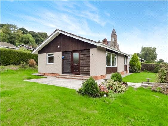 2 bed bungalow to rent in Cwrt Y Camden, Brecon, Powys LD3