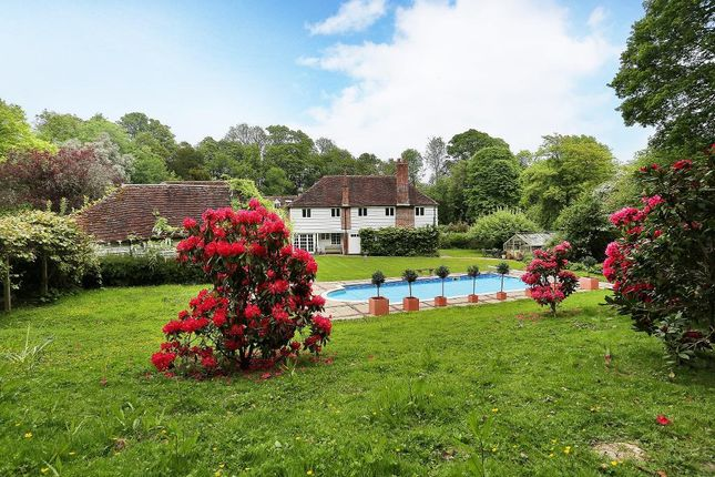 Thumbnail Detached house for sale in Slip Mill Lane, Hawkhurst, Kent