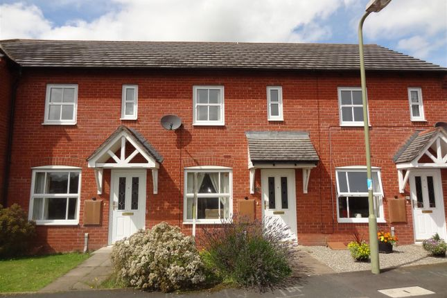 Thumbnail Terraced house for sale in Stall Meadow, Wem, Shropshire