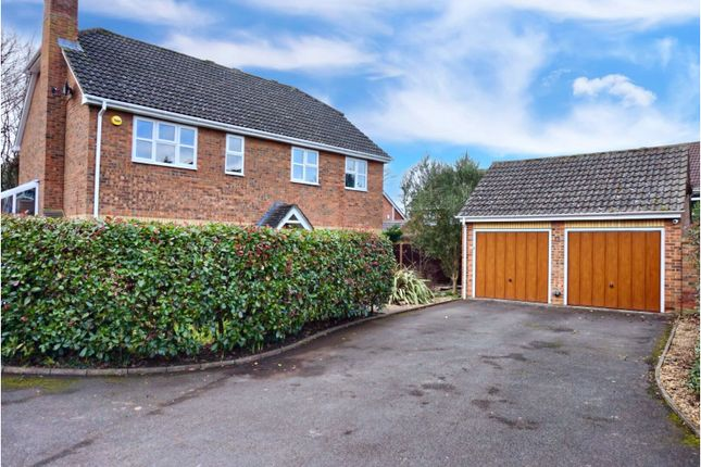 Thumbnail Detached house for sale in Copperpenny Drive, Hempstead
