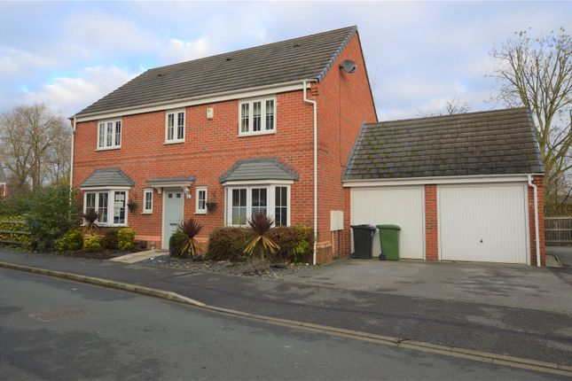 4 bed detached house for sale in The Locks, Woodlesford, Leeds LS26