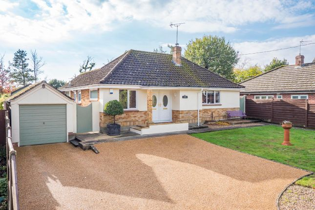 Thumbnail Detached bungalow for sale in Great Horkesley, Colchester, Essex