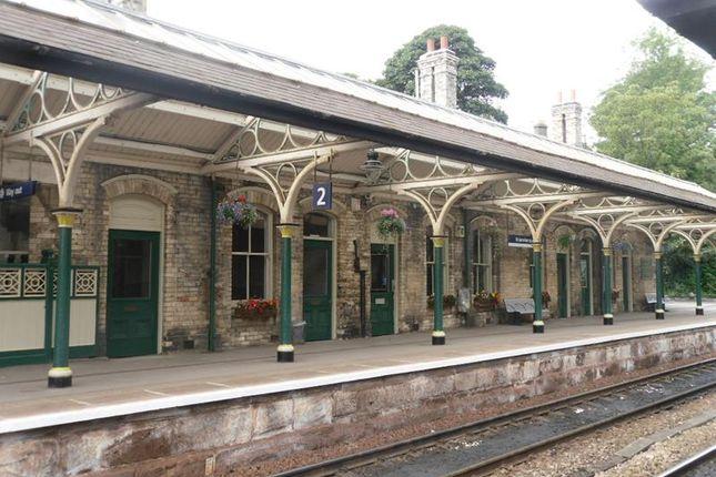 Retail premises to let in Units 4 & 5, Knaresborough Railway Station, Station Road, Knaresborough, North Yorkshire