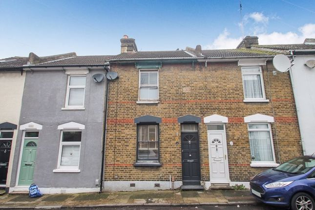 Thumbnail Terraced house for sale in Sidney Road, Borstal, Rochester