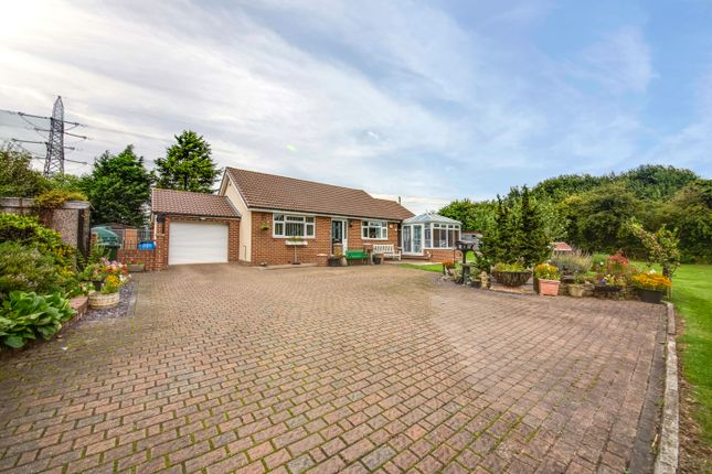 Thumbnail Detached bungalow for sale in Green Lane, Thurcroft, Rotherham