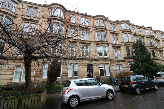 Thumbnail Flat to rent in Montague Street, Woodlands, Glasgow