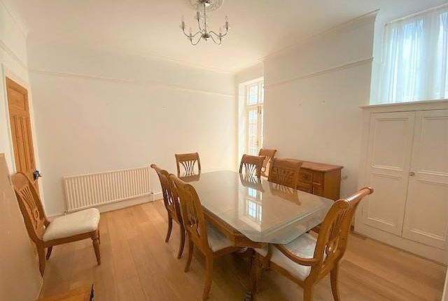 Dining Room of Castle Road, Mumbles, Swansea SA3
