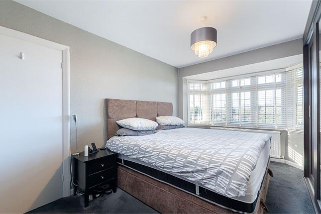 Bedroom of The Ruffetts, South Croydon, Surrey CR2