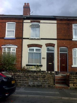 Thumbnail Terraced house to rent in Westbromwich Road, Walsall, West Midlands