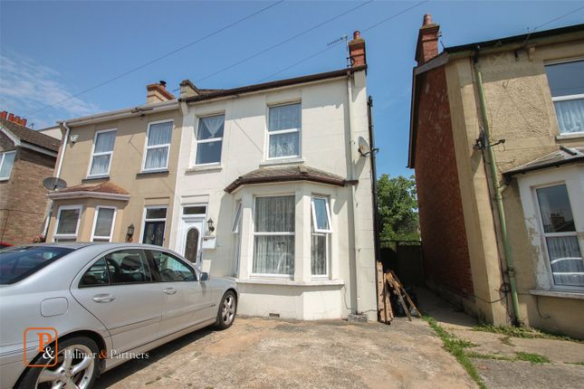 Thumbnail Semi-detached house to rent in St Osyth Road, Clacton On Sea