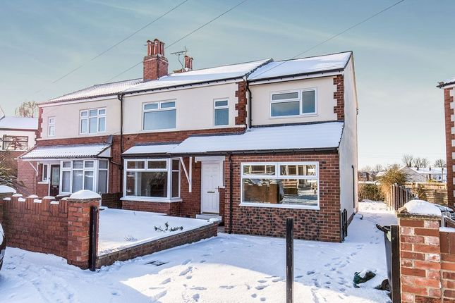 Thumbnail Semi-detached house to rent in Pinfold Grove, Halton, Leeds