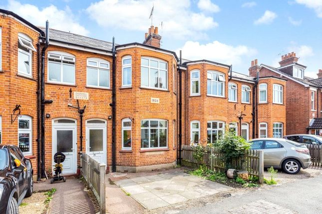 Thumbnail Terraced house to rent in Course Road, Ascot, Berkshire