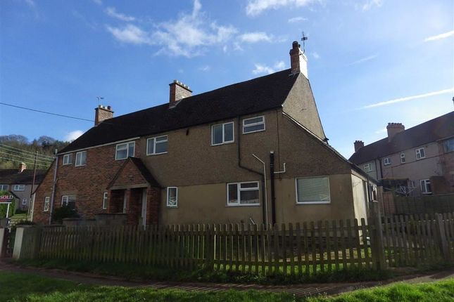Thumbnail Semi-detached house to rent in School Road, Joys Green, Lydbrook