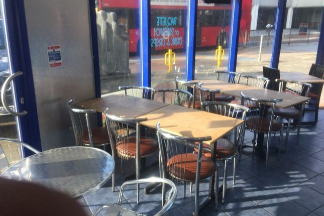 Restaurant/cafe for sale in Western Road, Romford