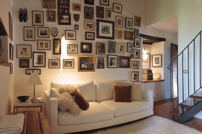 Hallway of Casa Montecastelli, Umbertide, Umbria