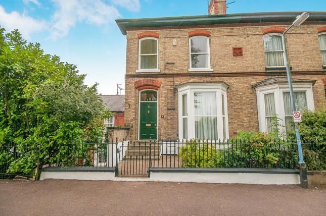 Thumbnail Semi-detached house for sale in Haven Bank, Boston, Lincolnshire