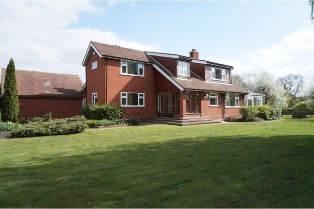 Thumbnail Detached house for sale in Pooley Street, South Lopham