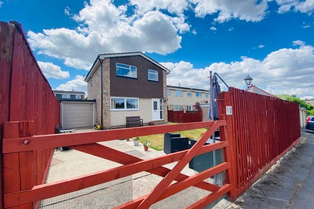 Thumbnail Detached house for sale in Hazelbury Drive, Warmley