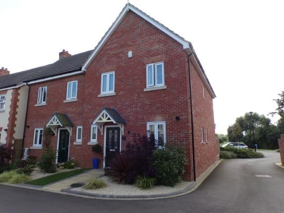 Thumbnail Semi-detached house for sale in Tranquada Close, Clapham, Bedford, Bedfordshire
