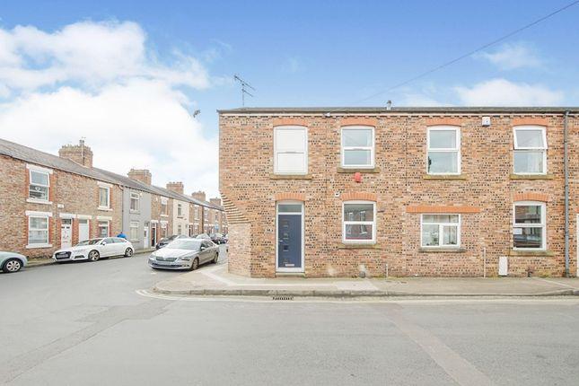 Thumbnail Terraced house to rent in Glencoe Street, York