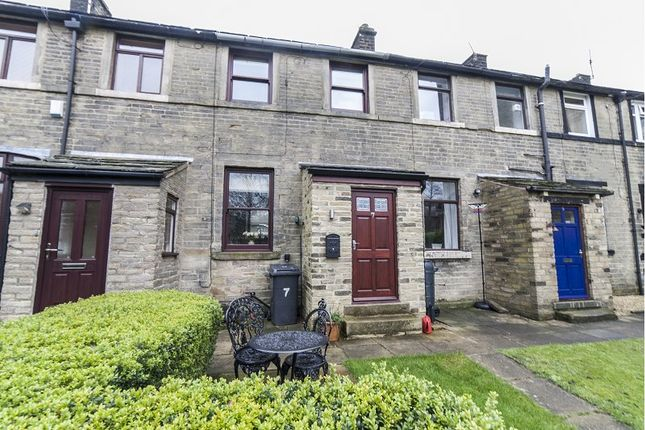 Thumbnail Terraced house to rent in Village Green, Uppermill, Oldham