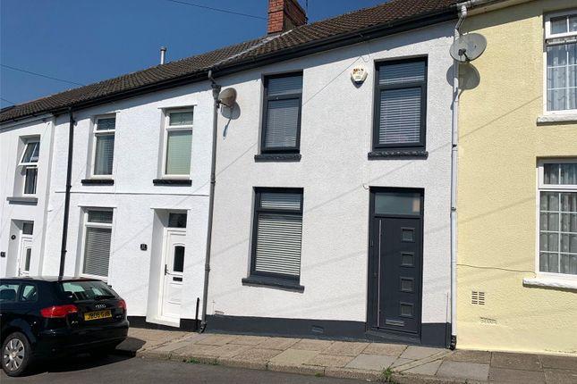 Thumbnail Terraced house for sale in Dane Street, Merthyr Tydfil
