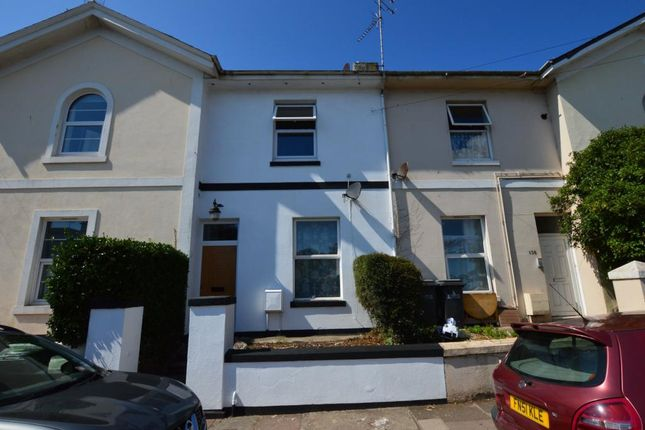 Thumbnail Terraced house to rent in Avenue Road, Torquay