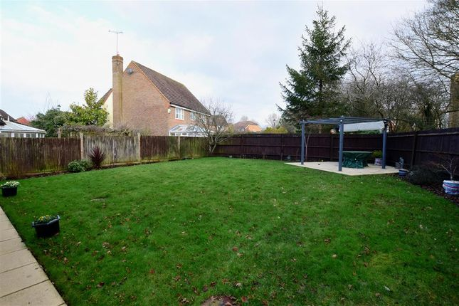 Rear Garden of Blakes Farm Road, Southwater, Horsham, West Sussex RH13