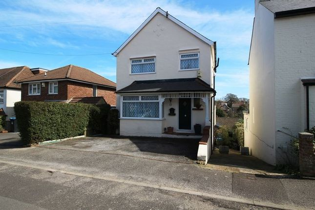 Thumbnail Detached house for sale in Cromwell Road, Caterham