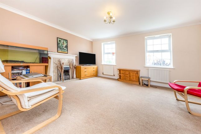 Thumbnail End terrace house for sale in Glossop Way, Arlesey