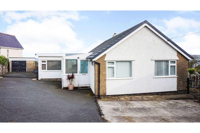 Thumbnail Detached bungalow for sale in Fern Hill, Tyn-Y-Gongl