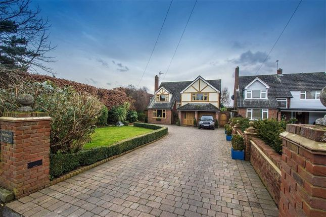 Thumbnail Detached house for sale in 20 Stratfield Drive, Broxbourne, Hertfordshire