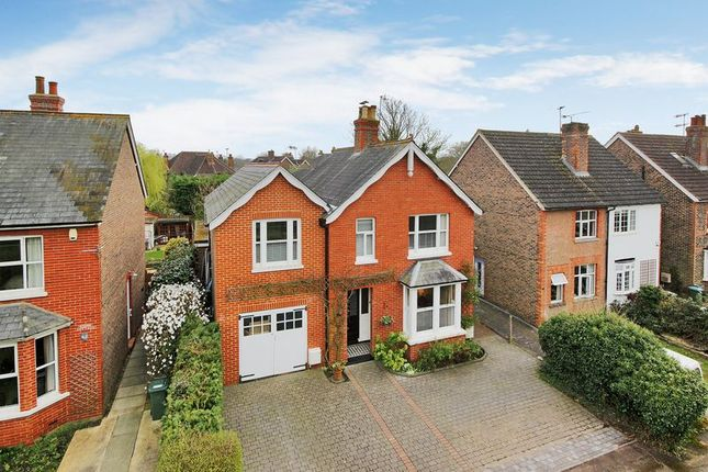 Thumbnail Detached house for sale in Church Road, Horley, Surrey