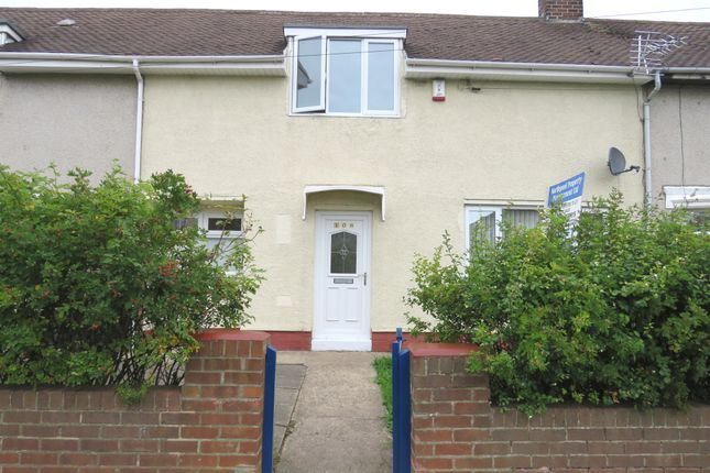 Thumbnail Terraced house for sale in Wynyard Road, Hartlepool