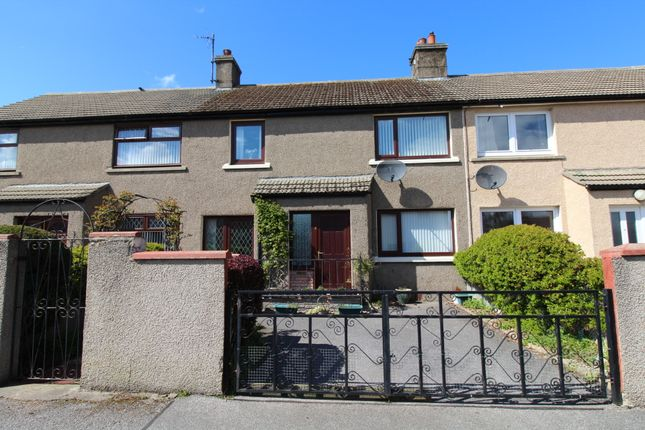 3 bed terraced house for sale in Barfield Road, Buckie AB56