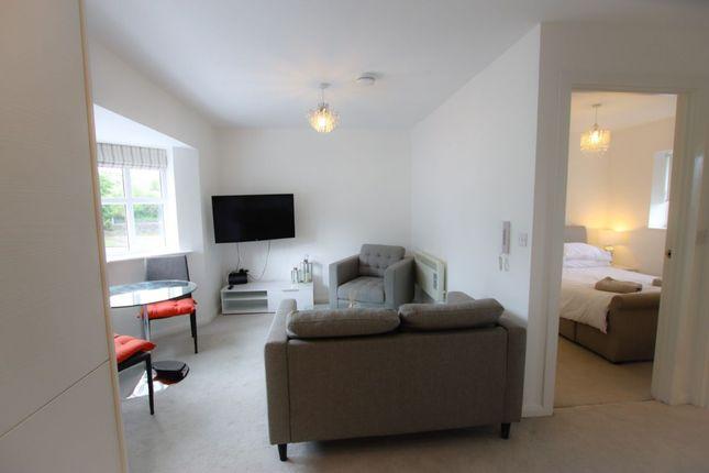 Thumbnail Flat to rent in Plas Adda, Ainon Road, Bangor