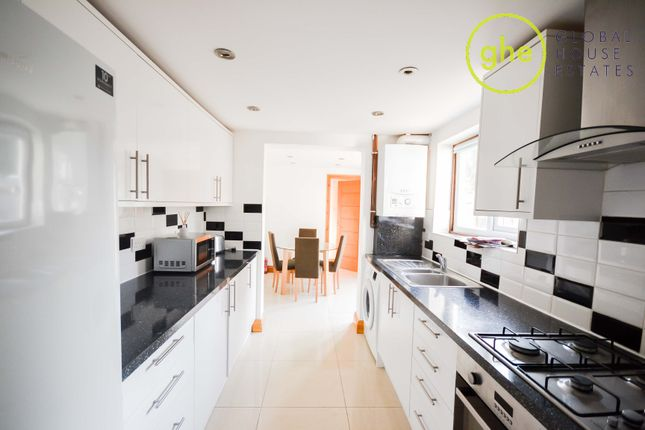 Thumbnail Terraced house to rent in Christchurch Way, London