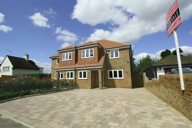 Thumbnail Semi Detached House To Rent In Moffats Lane Brookmans Park Hatfield