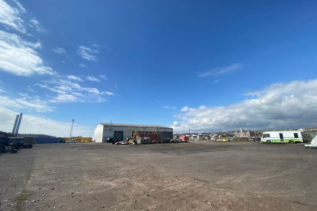 Land to let in Engineer Workshops, Atlantic Way, Port Of Barry
